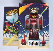 Polistil UFOBOT UFOBOTS 1979 Rosso NUOVO! Goldrake Jeeg Mazinga Daitarn