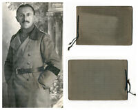 Fotoalbum, Kalkutta, 1. Weltkrieg, Freikorps. 28 Orig-Fotos 1912 ff
