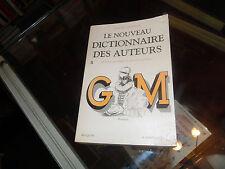 Le Nouveau Dictionnaire des Auteurs T.2 - Laffont ; Bompiani