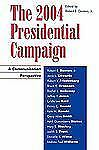 THE 2004 PRESIDENTIAL CAMPAIGN - NEW PAPERBACK BOOK
