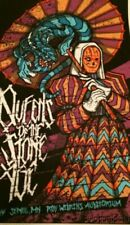 Queens of the Stone Age Qotsa St Paul 2014 Show Poster Ltd Ed Signed & Numbered