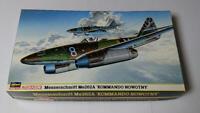 Hasegawa 1/48 scale Messerschmitt Me262A Command Novotney