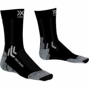 X-Socks Trek Silver 4.0, chaussette de randonnée.