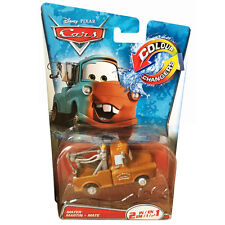 Disney Pixar Cars Colour Changers - Mater *BRAND NEW*