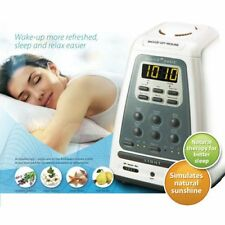Sound Oasis BLS-100SO naturale Wake-up, aromaterapia e Sleep System