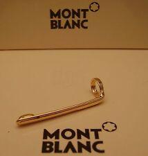 MontBlanc pen replacement parts Pocket Clip Mont Blanc New