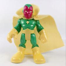 "Playskool Heroes Vision 2.5"" Marvel Super Hero Squad hasbro figure collect Toy"