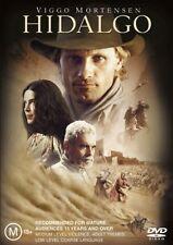 Hidalgo * NEW DVD * Viggo Mortensen Omar Sharif (Region 4 Australia)