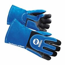 Miller Heavy-Duty Mig/Stick Welding Gloves-X-Large 263340