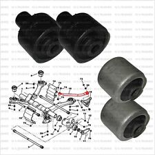 Peugeot 206 (SW/Kombi) Rear control arm rod bushes x 4