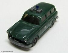 WIKING VW 1600 Polizei Blaulicht 1:87