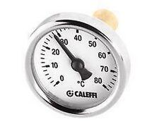 """688002  1/4"""" Termometro con pozzetto  CALEFFI"""