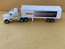 "Matchbox Convoy CY-9 Kenworth Box Truck Code 3 ""Matchbox"" With Box"