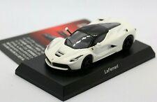 Kyosho 1/64 Ferrari LaFerrari Red Collection 12 White