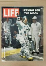 New ListingNeil Armstrong Signed 10X14 Life Magazine Apollo 11 Autograph