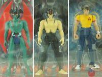 Devilman BANPRESTO 1998 Action Figure Collection - Akira, Silene, Ryo... | Vari
