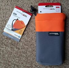 Orange Padded Case Cover Bag for Nintendo 3DS XL 3DS DS lite DSi DS XL New 3DS