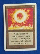 Magic the Gathering MTG Unlimited Sol Ring