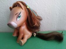 Bratz Babyz Brown Ponyz Pet Horse Bonita Brown Hair Barrettes 4 inches Rare