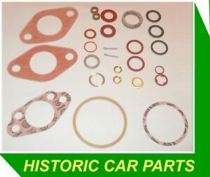 GASKET PACK for SU H2 Carb for HINDUSTAN MORRIS 1000 (India Only) 948cc 1954-on