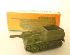 Russian Soviet Diecast Military Model Self-Propelled Anti-Tank - USSR Die Cast