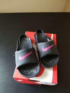 Nike Toddler Girl Sandals 10c New