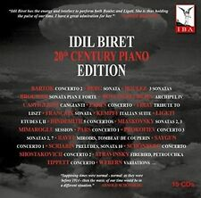 20th Century Piano Edition (CD, Apr-2016, 15 Discs, IBA [Idil Biret Archives])