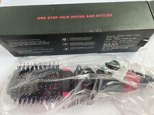 One Step Blower Brush Styler Negative Ionic Hair Dryer Blow Straightener Curler