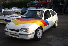 OPEL KADETT E GSI 16 V-Groupe A-Rallye Sport automobile homologation/VAUXHALL