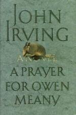 A Prayer for Owen Meany by John Irving (1989, HCDJ) FEFP