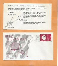 NUCLEAR DETECTION SATELLITES RADIATION SNOOPERS JUL 17,1964 SWANSON  SPACE****