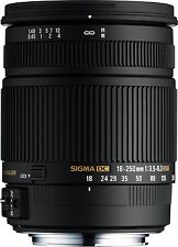 Sigma 18-250mm f/3.5-6.3 DC OS HSM IF Lens for Canon T2i T3i T4I T5i 60D 70D