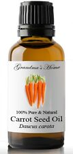 Carrot Seed Essential Oil - 30 mL100% Pure and Natural Free Shipping - US Seller