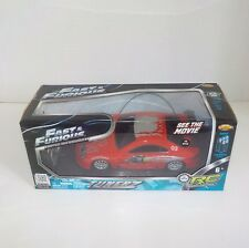 NKOK Fast and Furious Movie Dom Toretto MAZDA RX 7 Red 1:24 RC Radio Control