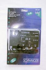 Schwaiger DVB-T Verstärker »BNT 2569« 20 dB Radio TV /187