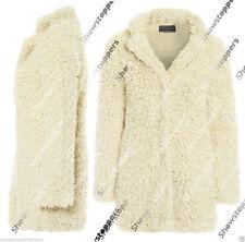 Faux Fur Coats & Jackets Plus Size for Women