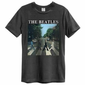 Amplified The Beatles Abbey Road Official Merchandise T-Shirt M/L/XL Neu