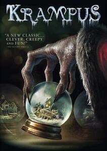 KRAMPUS NEW DVD