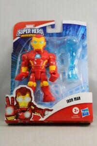 Super Hero Adventures Iron Man Action Figure