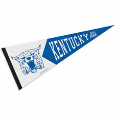 University of Kentucky Vault, Retro and Vintage Logo Pennant