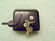 FORD TRUCK SPARE TIRE LOCK NOS OEM D7TZ-1386-A  W/ 2 KEYS 1973 74 75 76 77 78 79