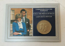 1981 Crown Commemorating the marriage H.R.H to Lady Diana Spencer The Royal Mint