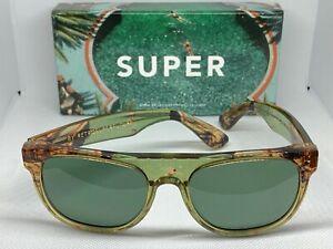 Retrosuperfuture 646 Flat Top Resin Inn Frame Size 52mm Sunglasses NIB