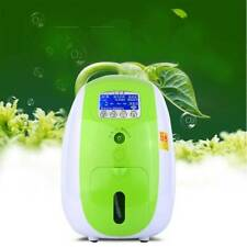 Intelligent 1L-5L Portable Oxygen Concentrator Machine Air Purifier Home AU