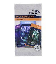 WALT DISNEY WORLD PANDORA WORLD OF AVATAR NA'VI TRANSLATION TRADING CARDS SEALED