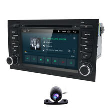"""7"""" Android 9.0 Car Radio GPS CD DVD Stereo Head Unit For Audi A4 S4 B6 B7 RS4"""
