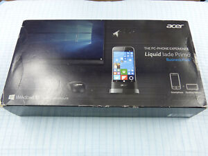 Acer Liquid Jade Primo 32GB Schwarz Business Pack! NEU & OVP! Ohne Simlock!