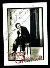 Rocco Granata Autogrammkarte Original Signiert ## BC 122579