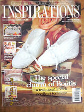 ~INSPIRATIONS Embroidery Smocking Magazine Issue # 48 - 2005 - VGC~