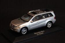 Minichamps (DV) Mercedes-Benz GL-Klasse 1:43 Iridiumsilber (JS)